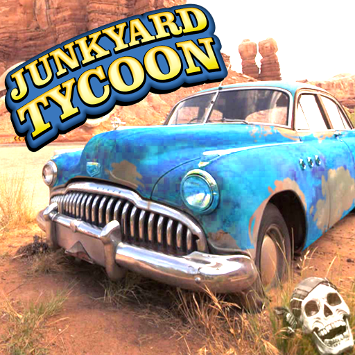 Junkyard Tycoon – Car Business Simulation Game Download Latest Version APK