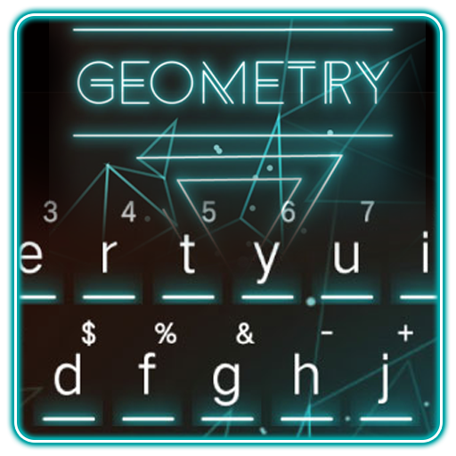 Keyboard – Geometry New Theme Download Latest Version APK