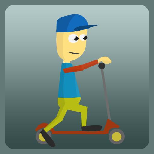 Kick Scooter Dummy Crash Download Latest Version APK