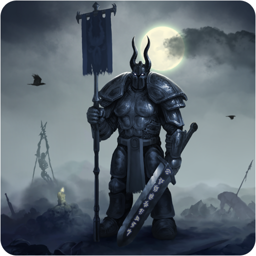 Knight Dark Fantasy Live Wallpaper Art Best HD LWP Download Latest Version APK