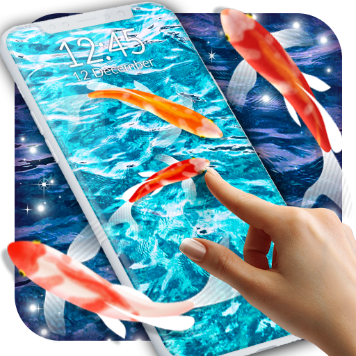 Koi Fish HD Live Wallpaper Download Latest Version APK