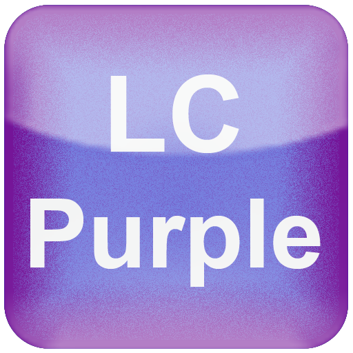 LC Purple Theme For NovaApexEvie Launcher Download Latest Version APK
