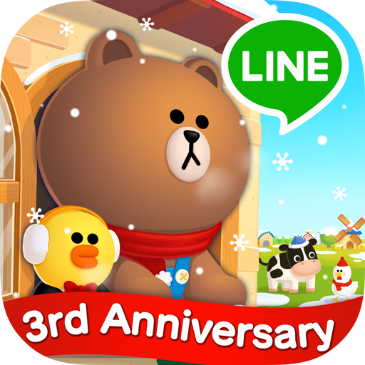 LINE BROWN FARM Download Latest Version APK