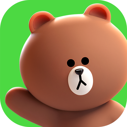 LINE FRIENDS – characters backgrounds GIFs Download Latest Version APK