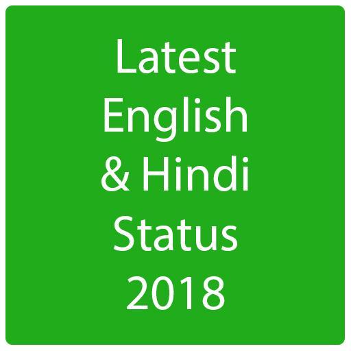 Latest Hindi English Status 2019 Download Latest Version APK