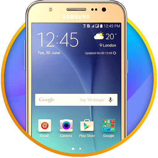Launcher Galaxy J7 for Samsung Download Latest Version APK