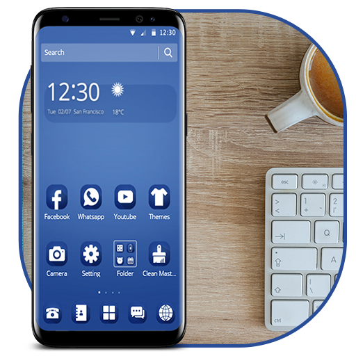 Launcher Theme for Facebook Download Latest Version APK