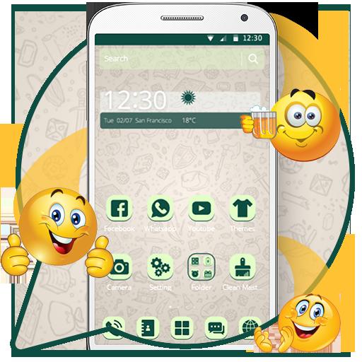 Launcher Theme for Whatsapp Download Latest Version APK