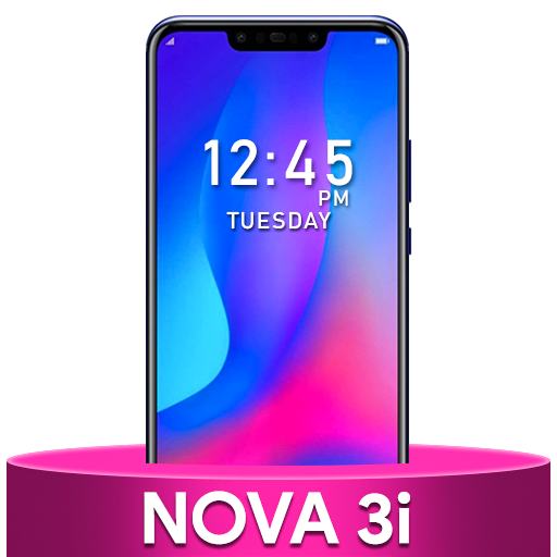Launcher and theme for huawei nova 3i Icon Pack Download Latest Version APK