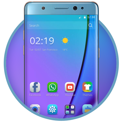 Launcher for Galaxy Note8 Download Latest Version APK
