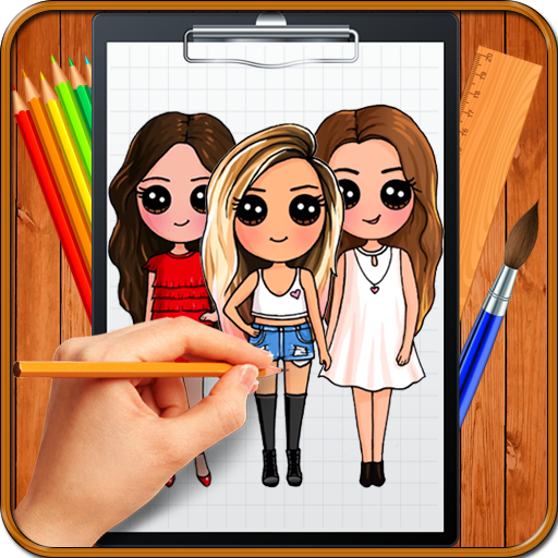 Learn How to Draw Chibi Famous Celebrities Download Latest Version APK