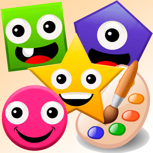 Little painter. Drawing basic geometric shapes Download Latest Version APK