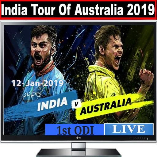 Live India vs Australia ODI 2019 streaming Download Latest Version APK