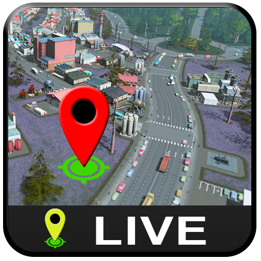 Live Street View Maps Navigation Satellite Maps Download Latest Version APK