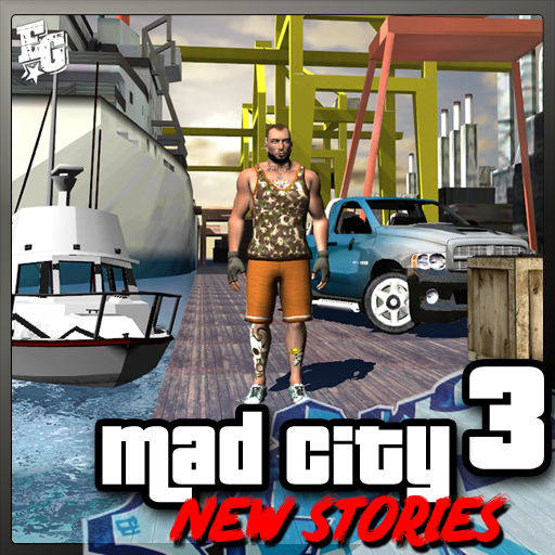 Mad City Crime 3 New stories Download Latest Version APK