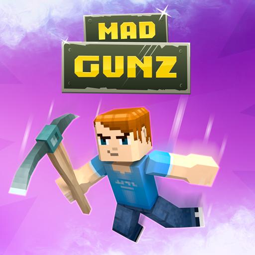 Mad GunZ – Battle Royale online shooting games Download Latest Version APK