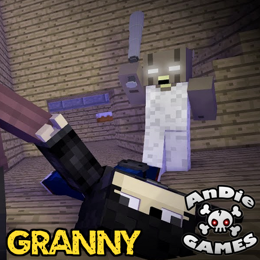 Map Granny Horror Mansion for MCPE Download Latest Version APK