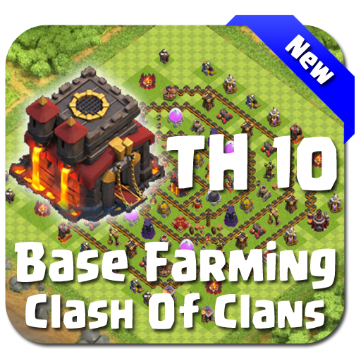 Maps COC TH 10 Farming Base Download Latest Version APK