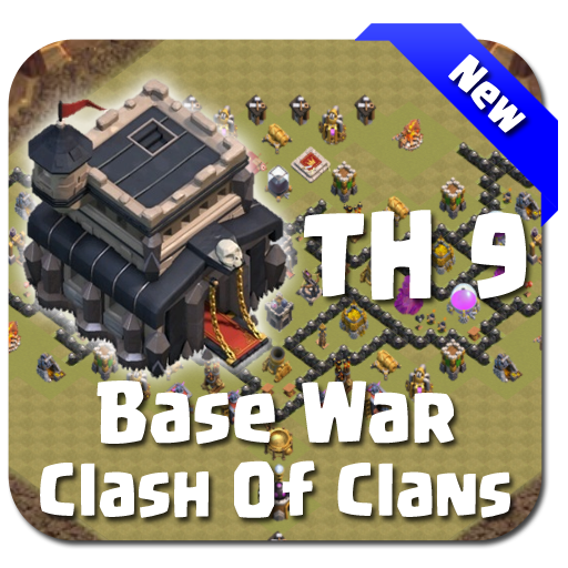 Maps COC TH 9 War Base Download Latest Version APK