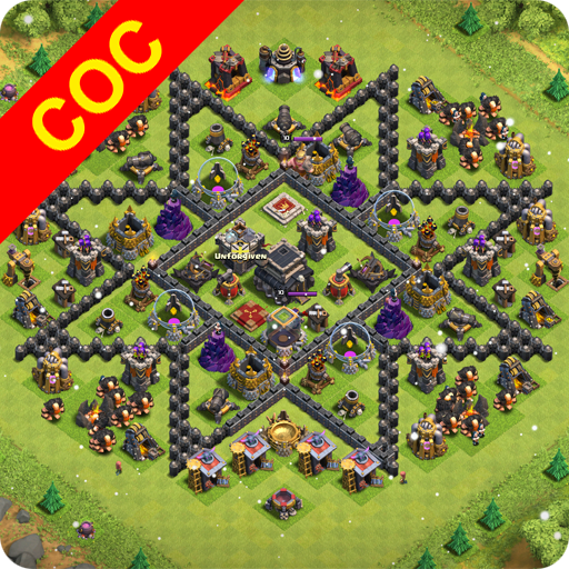 Maps of Clash Of Clans Download Latest Version APK