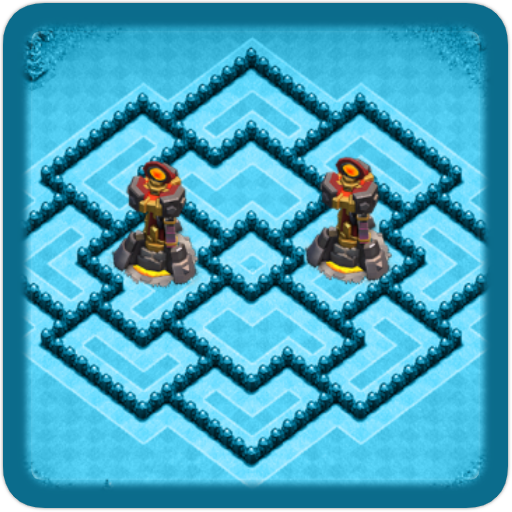Maps of Clash of Clans 2019 Download Latest Version APK
