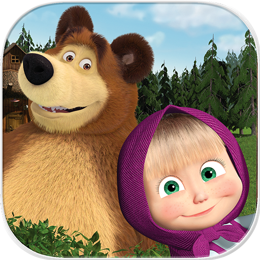 Masha and the Bear. Educational Games Download Latest Version APK