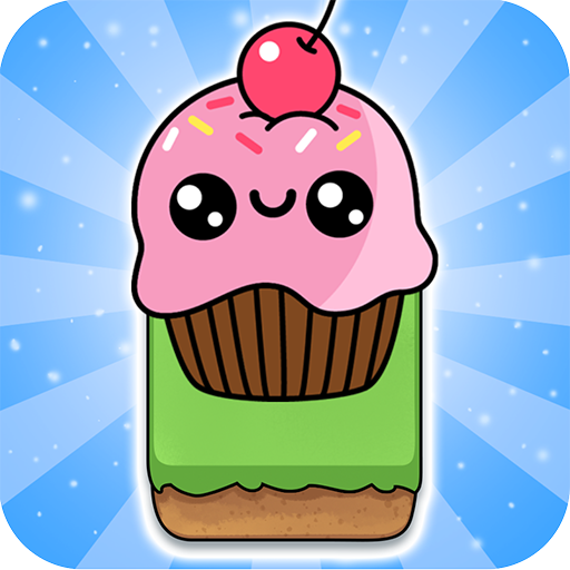 Merge Cupcake – Kawaii Idle Evolution Clicker Game Download Latest Version APK