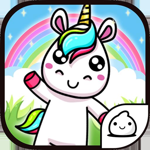 MergeUnicorn- Kawaii Idle Evolution Clicker Game Download Latest Version APK