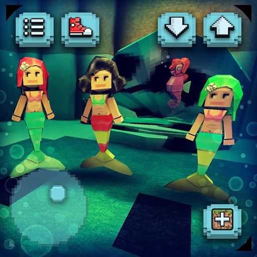 Mermaid Craft Ocean Princess. Sea Adventure Games Download Latest Version APK