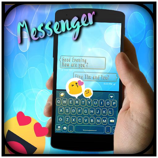 Messenger Keyboard Theme Download Latest Version APK