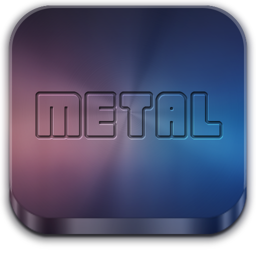 Metal APEXNOVAGOADW THEME Download Latest Version APK