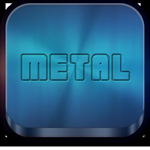 Metal Free(APEX NOVA GO THEME) Download Latest Version APK