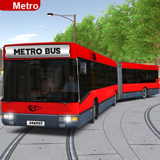 Metro Bus Game : Bus Simulator Download Latest Version APK