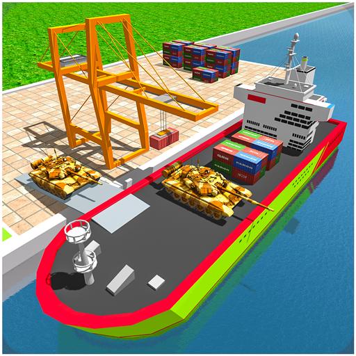 Military Cargo Loader Truck Download Latest Version APK