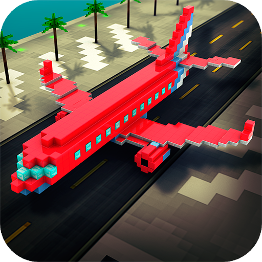 Mine Passengers: Plane Simulator – Aircraft Game Download Latest Version APK