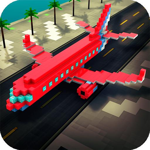 Mine Passengers: Plane Simulator – Aircraft Game Download Latest Version APK