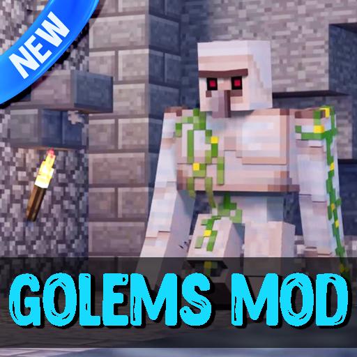 Mod golems for Minecraft Download Latest Version APK