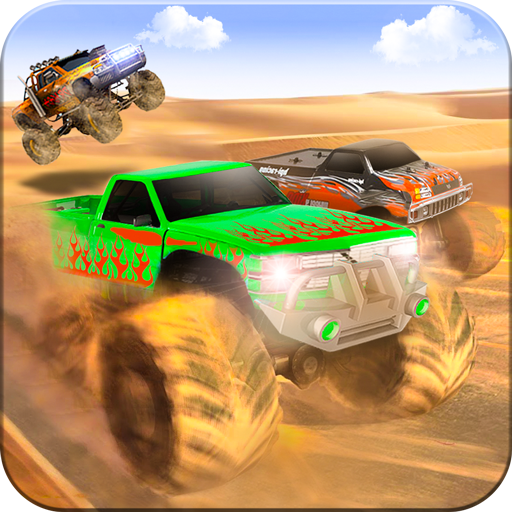 Monster Truck Desert Death Race Download Latest Version APK