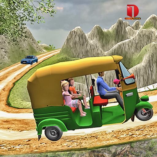 Mountain Auto Tuk Tuk Rickshaw Download Latest Version APK