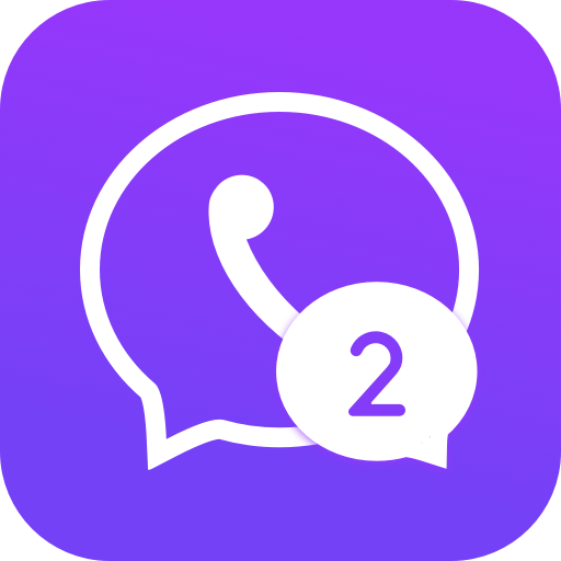 Multichat - 2 accounts for 2 whatsapp & App clone Download