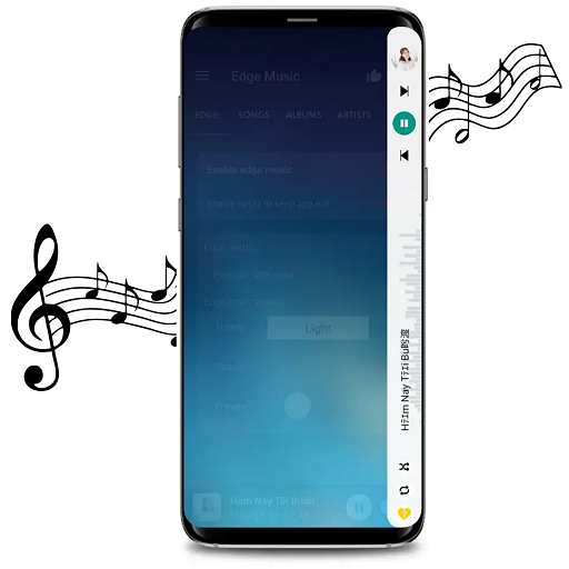 Music player S9 EDGE Note 9 Download Latest Version APK