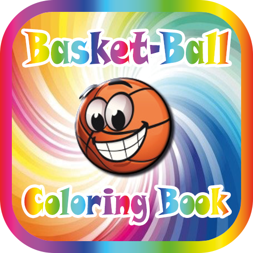 NBA Basket-Ball Coloring Book Download Latest Version APK