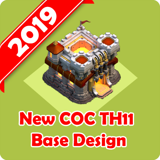 New Best COC Town Hall 11 Base Map Download Latest Version APK