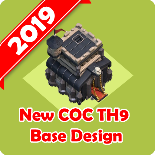 New Best COC Town Hall 9 Base Map Download Latest Version APK