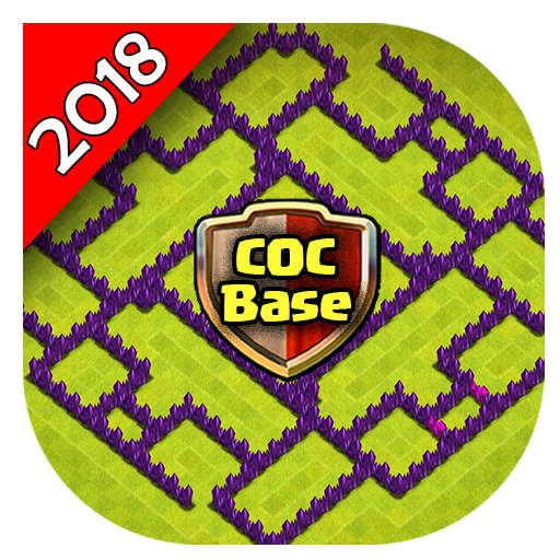 New CoC Base Maps for Layout 2018 Download Latest Version APK