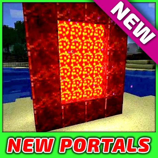 New Portal Mod for Minecraft Download Latest Version APK
