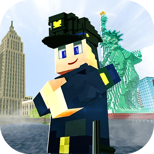 New York City Craft Blocky NYC Building Game 3D Download Latest Version APK