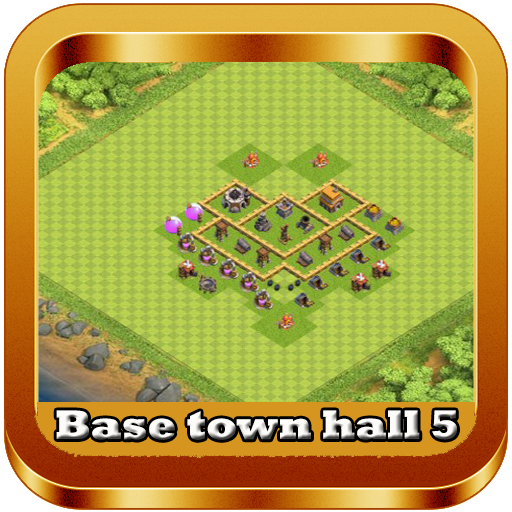 New coc base town hall 5 Download Latest Version APK