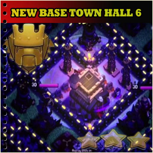 New coc base town hall 6 Download Latest Version APK