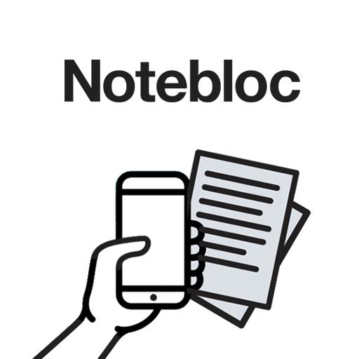 Notebloc – Scan save share Download Latest Version APK